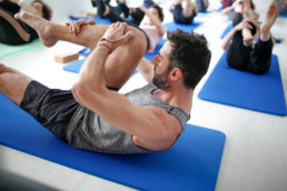 Pilates Paris, cours collectifs sur tapis