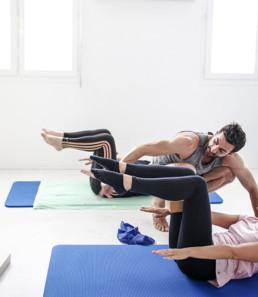 Cours de Pilates à Paris, cours entreprises